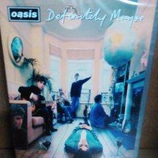 Vídeos e DVD Musicais: OASIS - DEFINITELY MAYBE - DVD NUEVO PRECINTADO. Lote 58510020