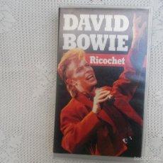 Vídeos y DVD Musicales: DAVID BOWIE - RICOCHET 1983, VHS. Lote 58655553