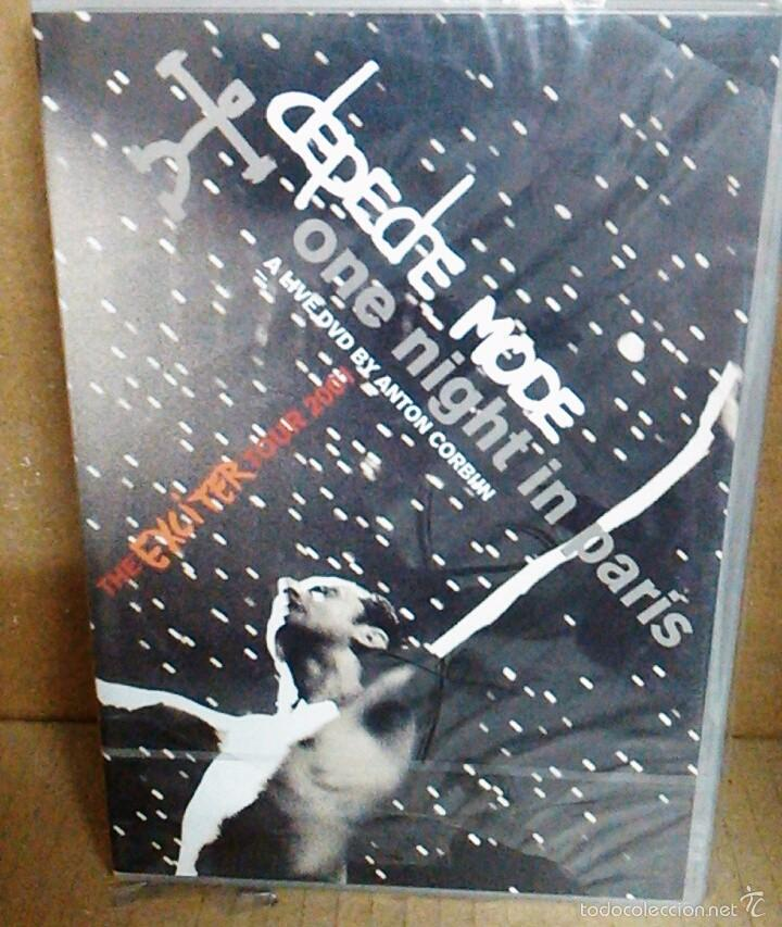 Depeche Mode One Night In Paris 2 Dvd Nuevo Kaufen Musikvideos