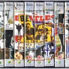 Vídeos y DVD Musicales: THE BEATLES ANTHOLOGY VHS. Lote 60526235