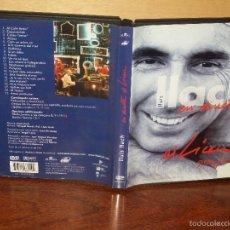 Vídeos y DVD Musicales: LLUIS LLACH - EN DIRECTE AL LICEU - DVD MUSICAL. Lote 60868923