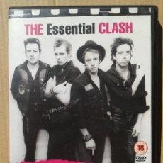 Vidéos y DVD Musicaux: THE ESSENTIAL CLASH *** ICONO DEL PUNK - ROCK ***. Lote 60993363