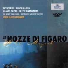 Vídeos y DVD Musicales: DVD LE NOZZE DI FIGARO W.A.MOZART . Lote 61067347