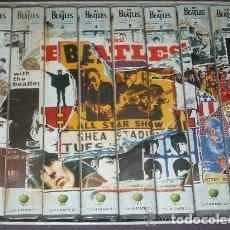 Vídeos y DVD Musicales: THE BEATLES ANTHOLOG 8 VIDEOS BOX-ESPAÑA-1996-APPLE. Lote 61435883