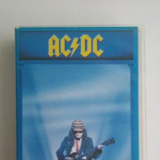 Vídeos y DVD Musicales: VHS/AC-DC/WHO MADE WHO.. Lote 61501707
