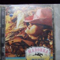 Vídeos e DVD Musicais: MAXI SINGLE FORMATO DVD - MADONNA - MUSIC - WARNER 2000. Lote 61597180