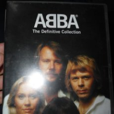 Vídeos y DVD Musicales: DVD ABBA THE DEFINITIVE COLLECTION. Lote 61943256