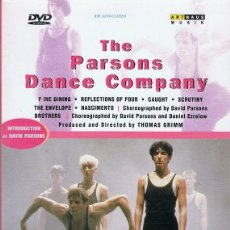 Vídeos y DVD Musicales: DVD THE PARSONS DANCE COMPANY. Lote 62925828