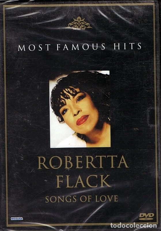 ROBERTTA FLACK ¨SONGS OF LOVE¨ (Música - Videos y DVD Musicales)