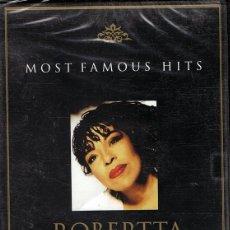 Vídeos y DVD Musicales: ROBERTTA FLACK ¨SONGS OF LOVE¨. Lote 63371616