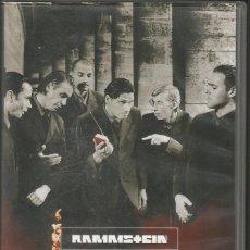 Vídeos y DVD Musicales: RAMMSTEIN. LIVE AUS BERLIN. VHS 1999. Lote 64112415
