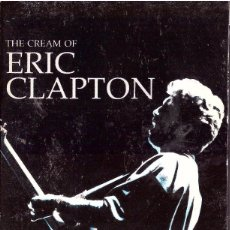 Vídeos y DVD Musicales: VHS ERIC CLAPTON: THE CREAM OF ERIC CLAPTON - OFERTAS DOCABO. Lote 64516803