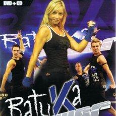Vídeos y DVD Musicales: DVD BATUKA POWER DVD + CD. Lote 65753634