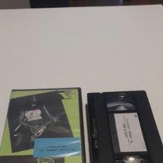 Vídeos y DVD Musicales: VHS FAITH NO MORE. PIRATA. DETROIT 1990. ÚNICO. SUPER RAREZA.. Lote 65913918