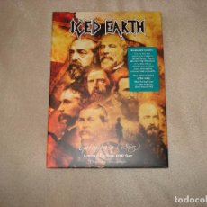 Vídeos y DVD Musicales: DVD ICED EARTH GETTYSBURG (1863) DOBLE DVD. Lote 66895626