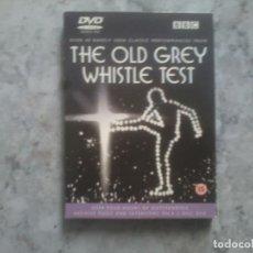 Vídeos y DVD Musicales: THE OLD GREY WHISTLE TEST - DVD DOBLE.ACTUACIONES EN DIRECTO.. Lote 67417601