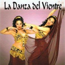 Vídeos y DVD Musicales: DVD LA DANZA DEL VIENTRE . Lote 67708205