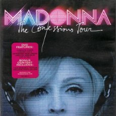 Vídeos y DVD Musicales: DVD MADONNA ¨THE CONFESSIONS TOUR¨. Lote 68391349