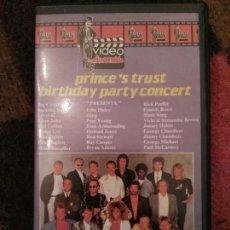 Vídeos y DVD Musicales: VÍDEO VHS PRINCE'S TRUST PAUL MCCARTNEY BEATLES TINA TURNER . Lote 68518489