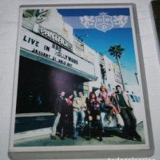 Vídeos y DVD Musicales: PELICULA EN DVD, RBD, LIVE IN HOLLYWOOD. Lote 69836733