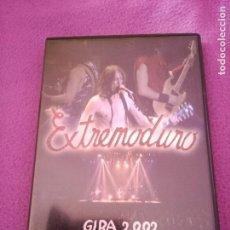 Vídeos y DVD Musicales: EXTREMODURO DVD GIRA 2002 ROBE INIESTA. Lote 72238843
