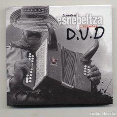 Vídeos y DVD Musicales: ESNE BELTZA FREEDOM 3 KOLPETAN DVD. Lote 72748823