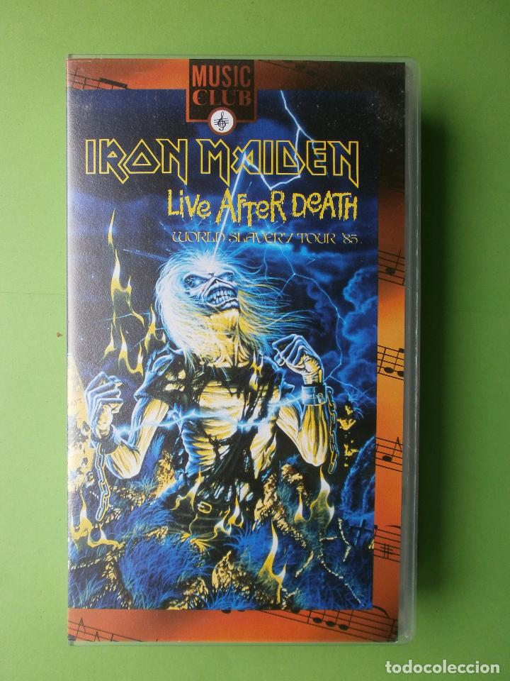 iron maiden live after death dvd download
