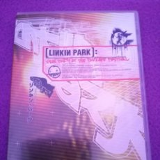 Vídeos y DVD Musicales: LINKIN PARK DVD FRAT PARTY AT THE PANKAKE FESTIVAL. Lote 73554927
