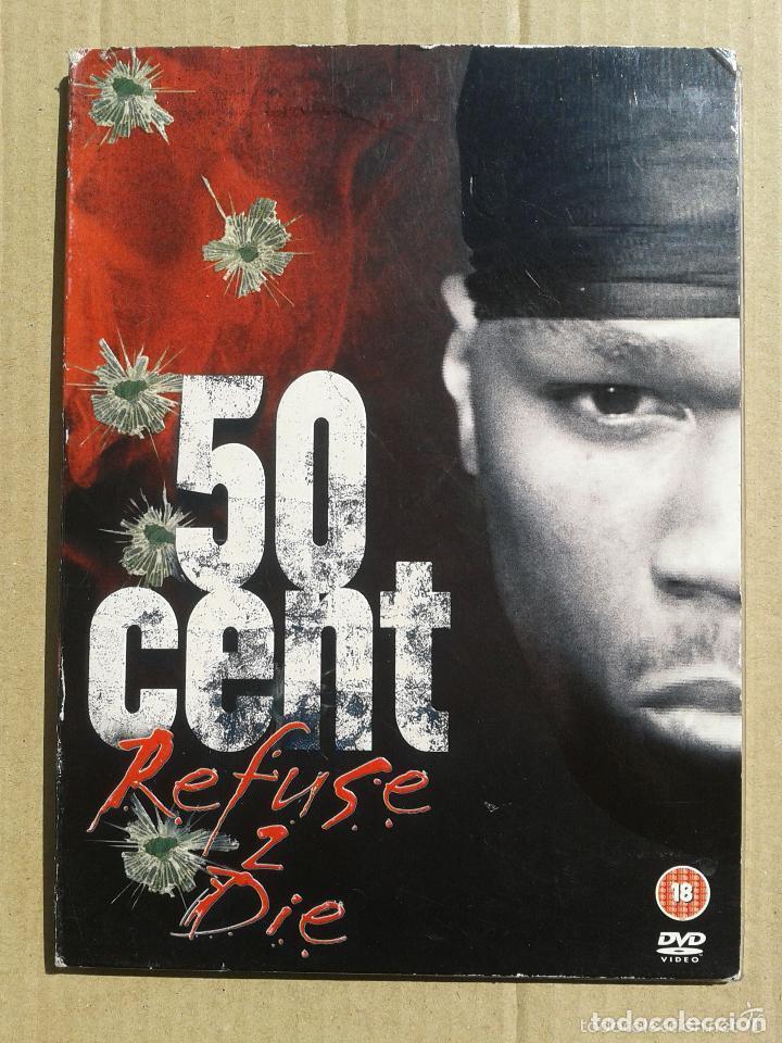 50 CENT**** REFUSE 2 DIE **** HIP HOP (Música - Videos y DVD Musicales)