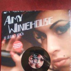Vídeos y DVD Musicales: DVD AMY WINEHOUSE EL ÚLTIMO ADIÓS - SOUL. Lote 74414475