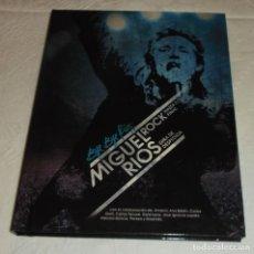 Video e DVD Musicali: BYE BYE RIOS MIGUEL RIOS GIRA DE DESPEDIDA SOLO EL LIBRO. Lote 246549980