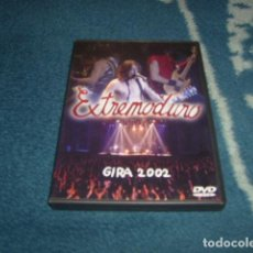 Vídeos y DVD Musicales: DVD EXTREMODURO GIRA 2002. Lote 245519255