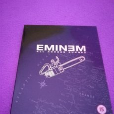Vídeos y DVD Musicales: EMINEM ALL ACCESS EUROPE. Lote 75586483