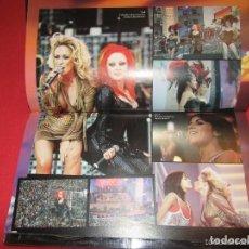 Vídeos y DVD Musicales: CONCIERTO 2 DVD EDICION LIMITADA 81 ALASKA FANGORIO MARTA SANCHEZ ALEJANDRO SANZ. Lote 77799181