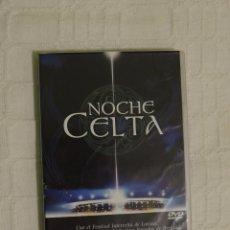 Vídeos y DVD Musicales: NOCHE CELTA, FESTIVAL INTERCELTA DE LORIENT MARZO 2002. Lote 77841389