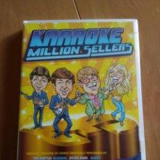 Vídeos y DVD Musicales: KARAO KEMILIO SELLERS - VERSIONS OF SONGS ORGINALLY PERFORMED BY. Lote 77909965
