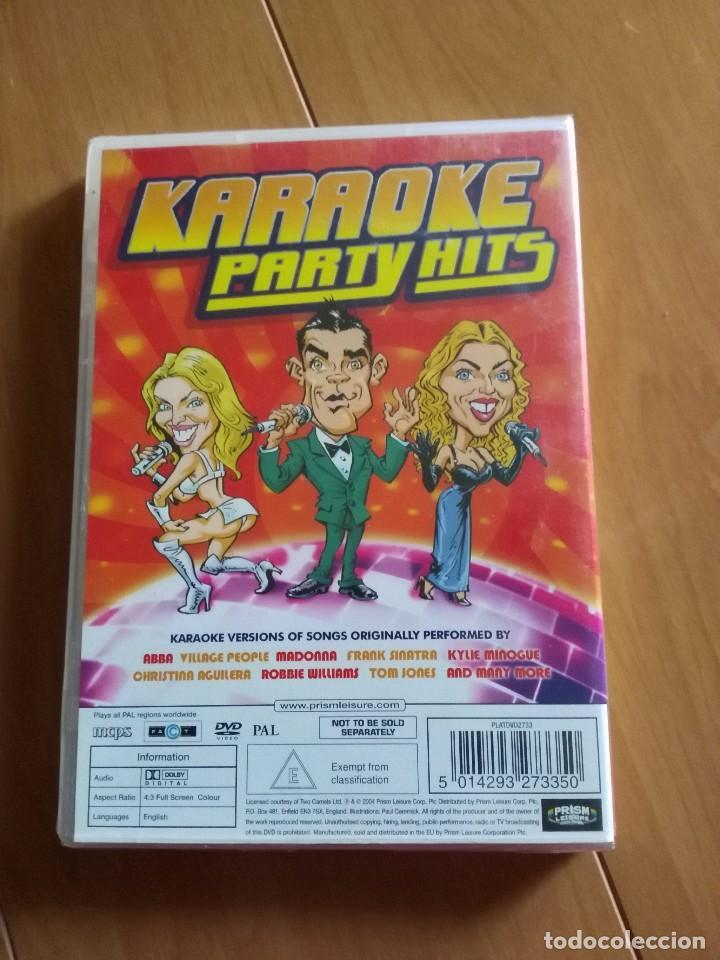 Vídeos y DVD Musicales: Karao kemilio Sellers - VERSIONS OF SONGS ORGINALLY PERFORMED BY - Foto 2 - 77909965