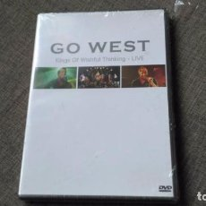 Vidéos y DVD Musicaux: DVD GO WEST - KINGS OF WISHFUL THINKING - LIVE - 2004 - PRECINTADO / NUEVO !!. Lote 79248765
