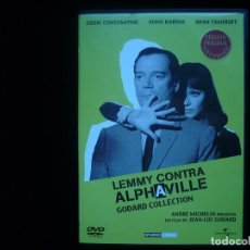 Vidéos y DVD Musicaux: LEMMY CONTRA ALPHAVILLE, VERSION ORIGINAL SUBTITULADA. Lote 79565317