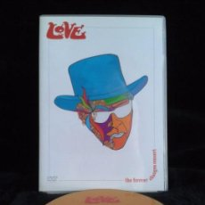 Vídeos y DVD Musicales: DVD - LOVE - THE FOREVER CHANGES CONCERT. Lote 79628225
