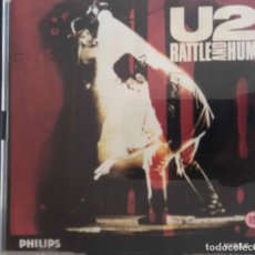 Vídeos y DVD Musicales: U2. RATTLE AND HUM. DOBLE VIDEO CD. Lote 80622586