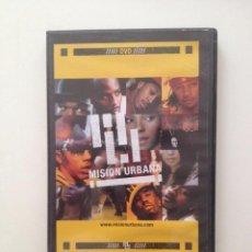 Vídeos y DVD Musicales: MISIÓN URBANA. DVD-PROMO / UNIVERSAL MUSIC - 2003. Lote 80643530