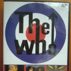 Vídeos y DVD Musicales: DVD THE WHO: SUBSTITUTE LIVE IN YOKOHAMA 2004. Lote 81247980