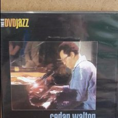 Vídeos y DVD Musicales: DVD / JAZZ - CEDAR WALTON QUARTET. / DVD - PRECINTADO.. Lote 82250768