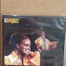 Vídeos y DVD Musicales: DVD / JAZZ - DIANNE REEVES. LIVE IN MONTREAL / DVD - PRECINTADO.. Lote 82250788