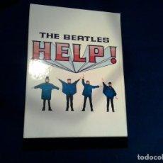 Vídeos y DVD Musicales: THE BEATLES HELP ! DOS DISCOS + DOS LIBROS + POSTER GRANDE ....... Lote 83334780