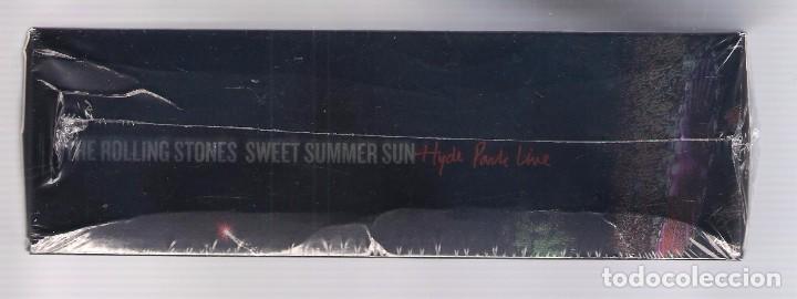 Vídeos y DVD Musicales: THE ROLLING STONES - Sweet Summer Sun. Hyde Park Live (caja DVD + camiseta, ed. limitada) PRECINTADO - Foto 4 - 83891304