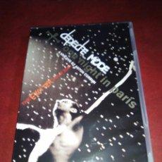Vídeos y DVD Musicales: DVD DEPECHE MODE ONE NIGHT UN PARÍS DOBLE DVD. Lote 84326320