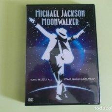 Vídeos y DVD Musicales: MICHAEL JACKSON MOONWALKER 2004 WARNER. Lote 85507620