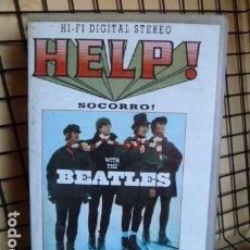 Vídeos y DVD Musicales: THE BEATLES -HELP- VHS EN VERSION SUBTITULADA . Lote 85624116
